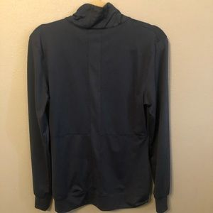 Nike Tops - SOLD Nike FitDry Zip-Up - Size M